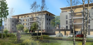 87 LOGEMENTS – GRANDE SYNTHE