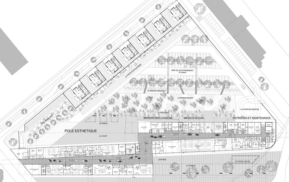 E-S lycée BM - plan
