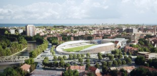 STADE TRIBUT – DUNKERQUE